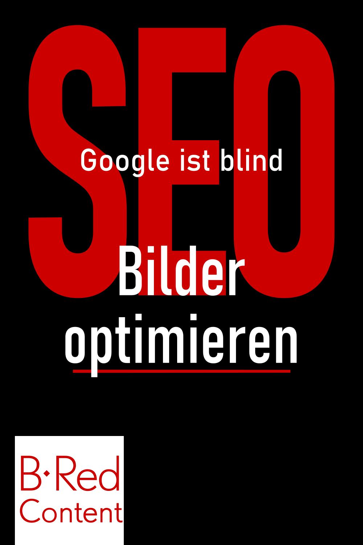 Wörter lassen Google sehen.